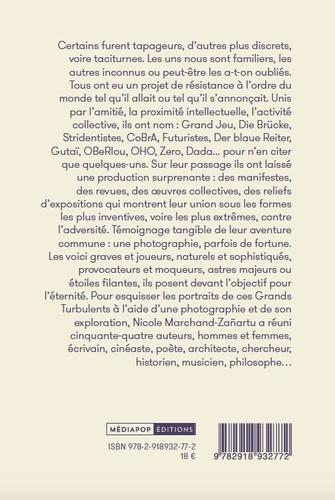 Les Grands Turbulents (verso)